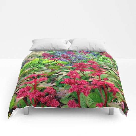 Flower Burst | Flower Garden | Flowers Comforters