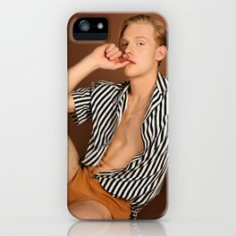 Stripped Down iPhone Case