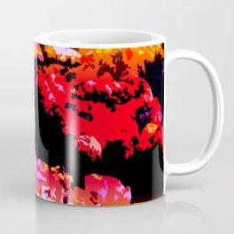 Dawn Of The Flower Market Coffee Mug
