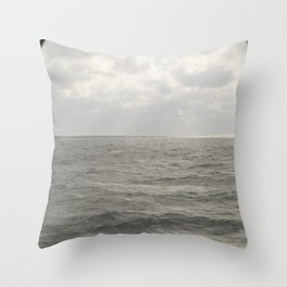Bahamas Cruise Series 45 Throw Pillow