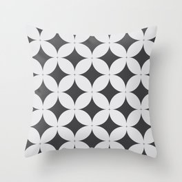 Pattern Tile 1.1 Throw Pillow