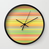 the flash Wall Clocks featuring flash by Sébastien BOUVIER