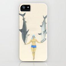 The Shark Charmer iPhone (5, 5s) Slim Case