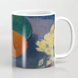 "Paul Gauguin ""Nature morte aux trois fruits"" Coffee Mug"