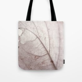 Abstract Leaf 1 Tote Bag