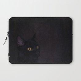 Black Cat - Prince Of Darkness Laptop Sleeve