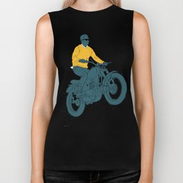 no guts no glory 2 Biker Tank