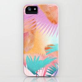Cuban Sunset iPhone Case