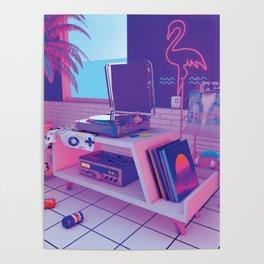 spinningwave Poster