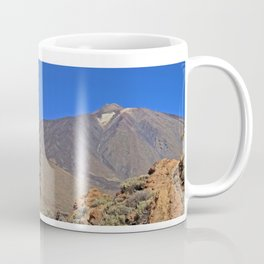 Mount Teide Tenerife Coffee Mug