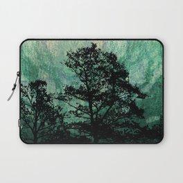 TREES under MAGIC MOUNTAINS IV Laptop Sleeve
