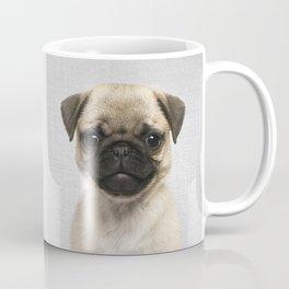 Pug Puppy - Colorful Coffee Mug