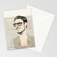 I´m hipster  Stationery Cards