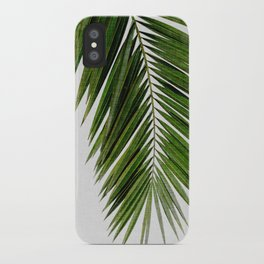 Palm Leaf I iPhone Case