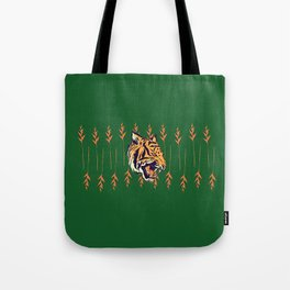 Blood Tiger II Tote Bag