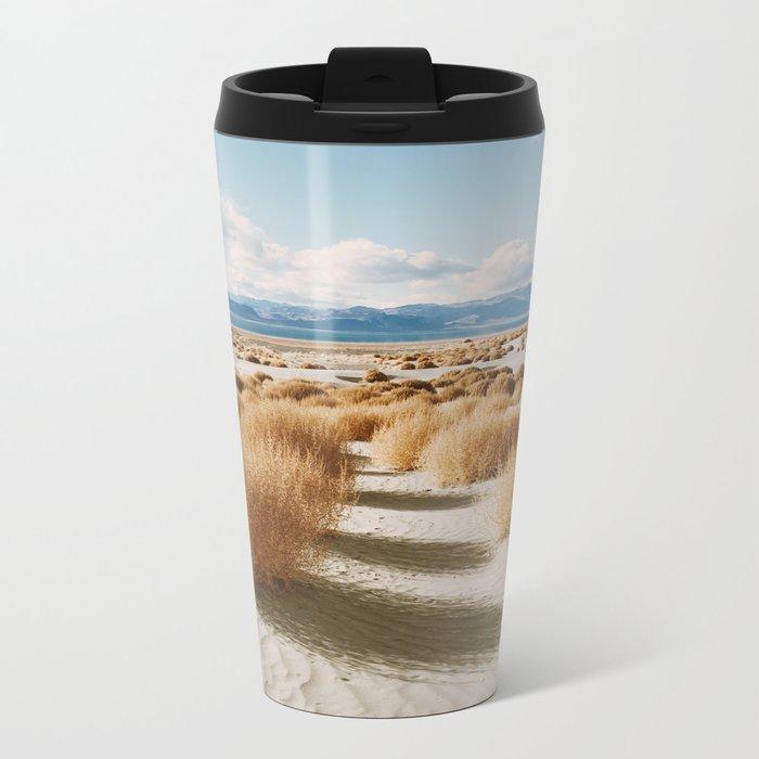 Paiute Land Metal Travel Mug