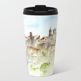 Lucignano, Italy Travel Mug