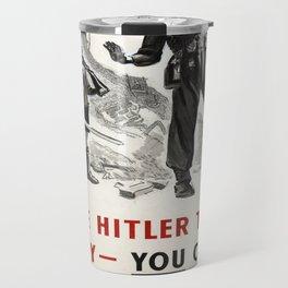 Vintage poster - Leave Him to Me Travel Mug