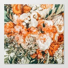 Celeste #vintage #painting Canvas Print
