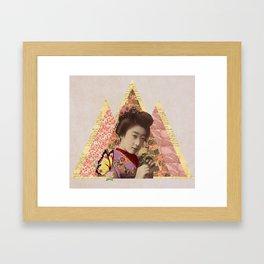 Orient Framed Art Print