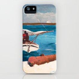 Nassau - Digital Remastered Edition iPhone Case