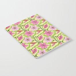 Eyelillies Notebook