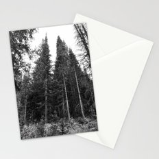 Stand Tall Friends in Black and White Stationery Cards