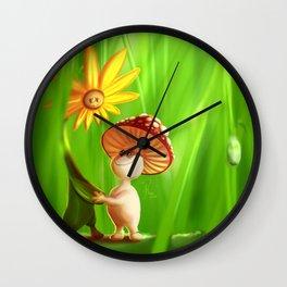 It's nature Wall Clock