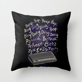 56K Life Throw Pillow