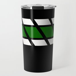 Team Colors 4...Green Travel Mug