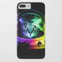 Astronaut Cat iPhone Case