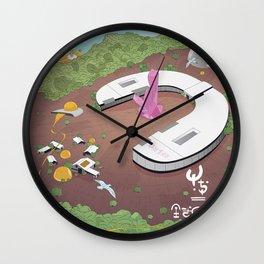 The Wonders of Demos Wall Clock