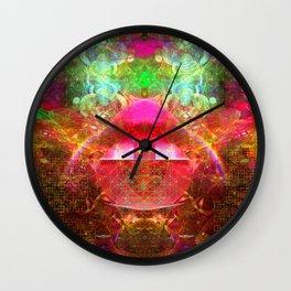 Ocular Visions Wall Clock