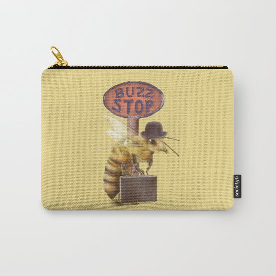 Worker Bee (colour option) Carry-All Pouch