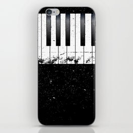Jazz Piano iPhone Skin