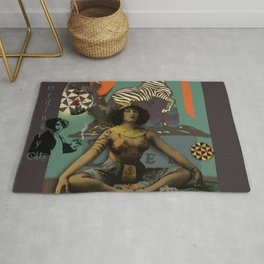 Colette - There are no ordinary cats Rug