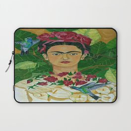 Frida In Heaven Laptop Sleeve