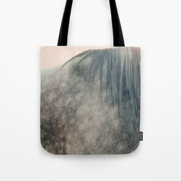 Standing In The Sun Tote Bag