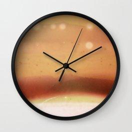 Intoxicated Wall Clock