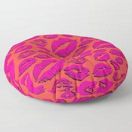 Lips 23 Floor Pillow