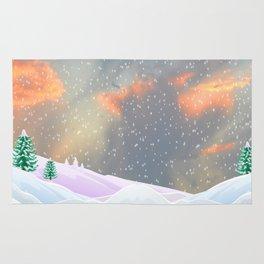 My Snowland   Christmas Spirit Rug
