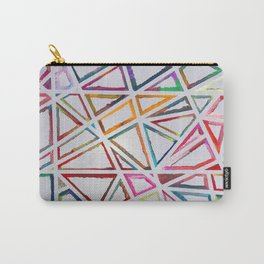 Corners of Life Carry-All Pouch