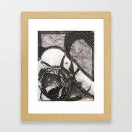 Beginning Middle End Framed Art Print