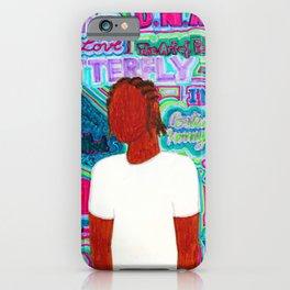 Kendrick Psychedelia iPhone Case