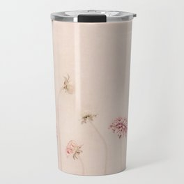 Cameo pink Travel Mug