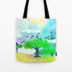ONE SUNNY DAY - 049 Tote Bag
