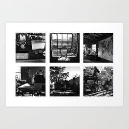 The Artist's Loft Series Art Print