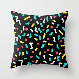 It's a 90s Party Throw Pillow