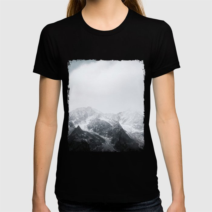 Morning in the Mountains - Nature Photography T-shirt