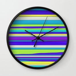 Hard horizons 2 Wall Clock